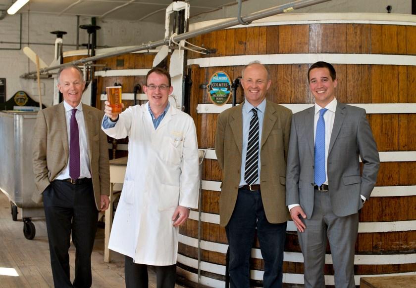 Palmers brew first seasonal ale