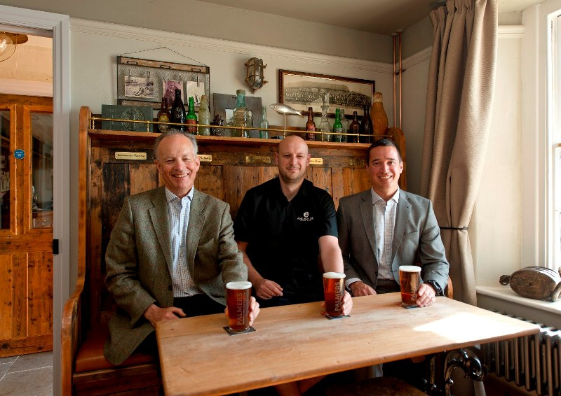 Anchors Aweigh! West Dorset Pub Reopens Its Doors