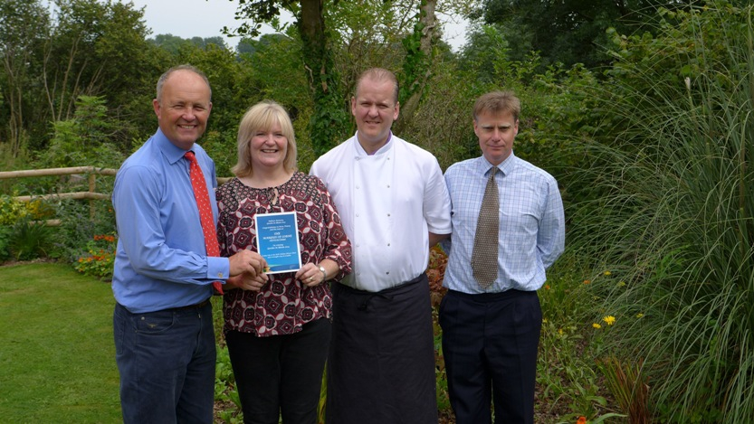 Palmers Brewery announces winners for Garden in Bloom 2014