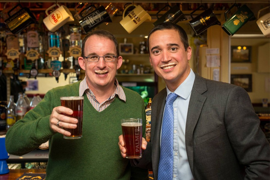 Palmers' new seasonal ale supports charity