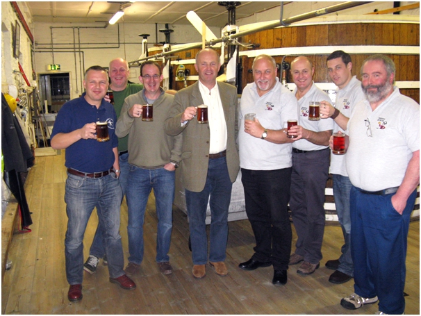 Palmers Brewery main sponsor for Dorchester Beerex 2015.