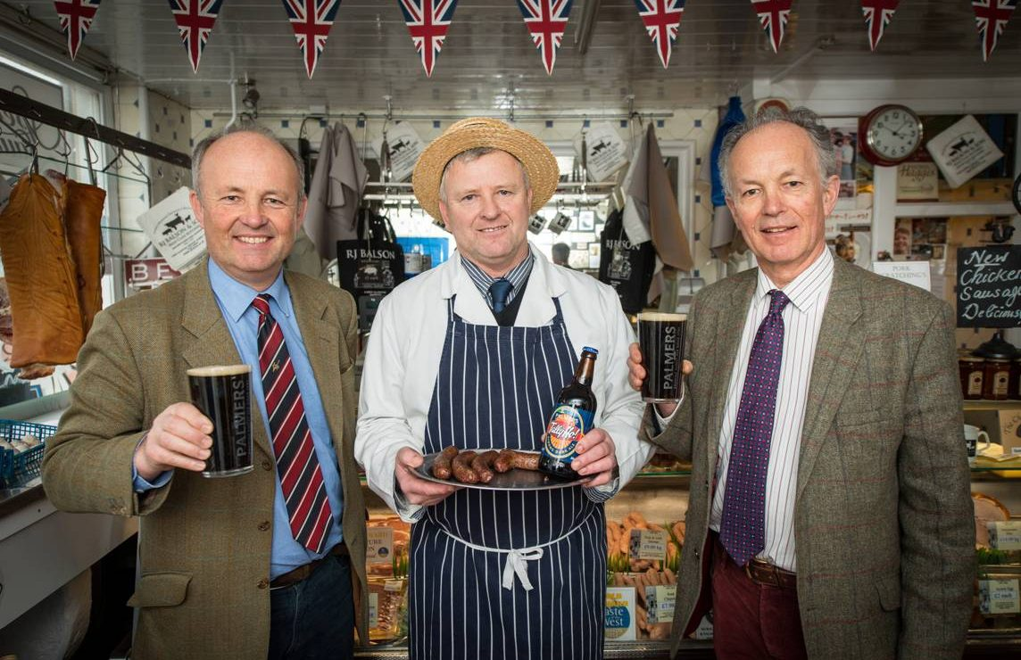 Oldest Family Firms Say Tally Ho! For Beef And Ale Banger