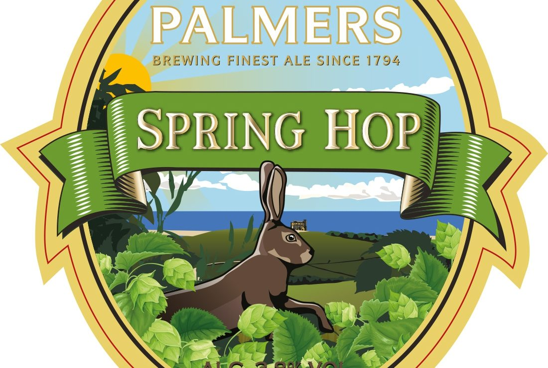 Spring Hop - Palmers launch first Seasonal Ale for 2015