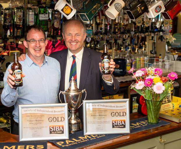 Palmers 200 Wins Champion Bottled Ale Award