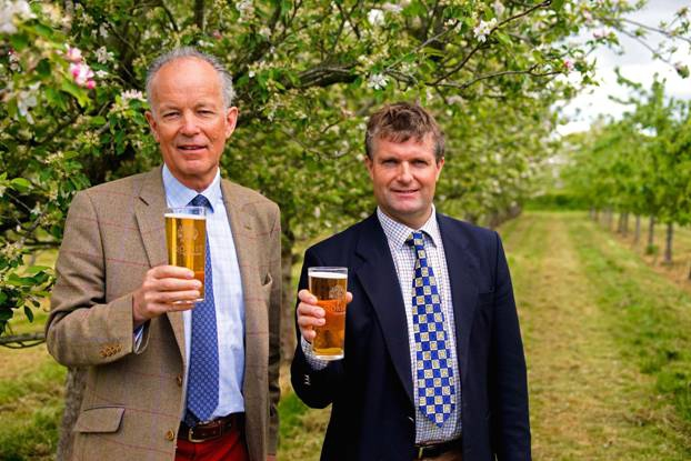 Palmers Brewery Launches Cider Brand – Dorset Orchards