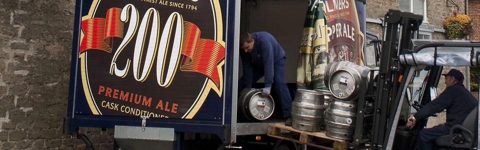 Palmers Brewery staff vacancy – Seasonal