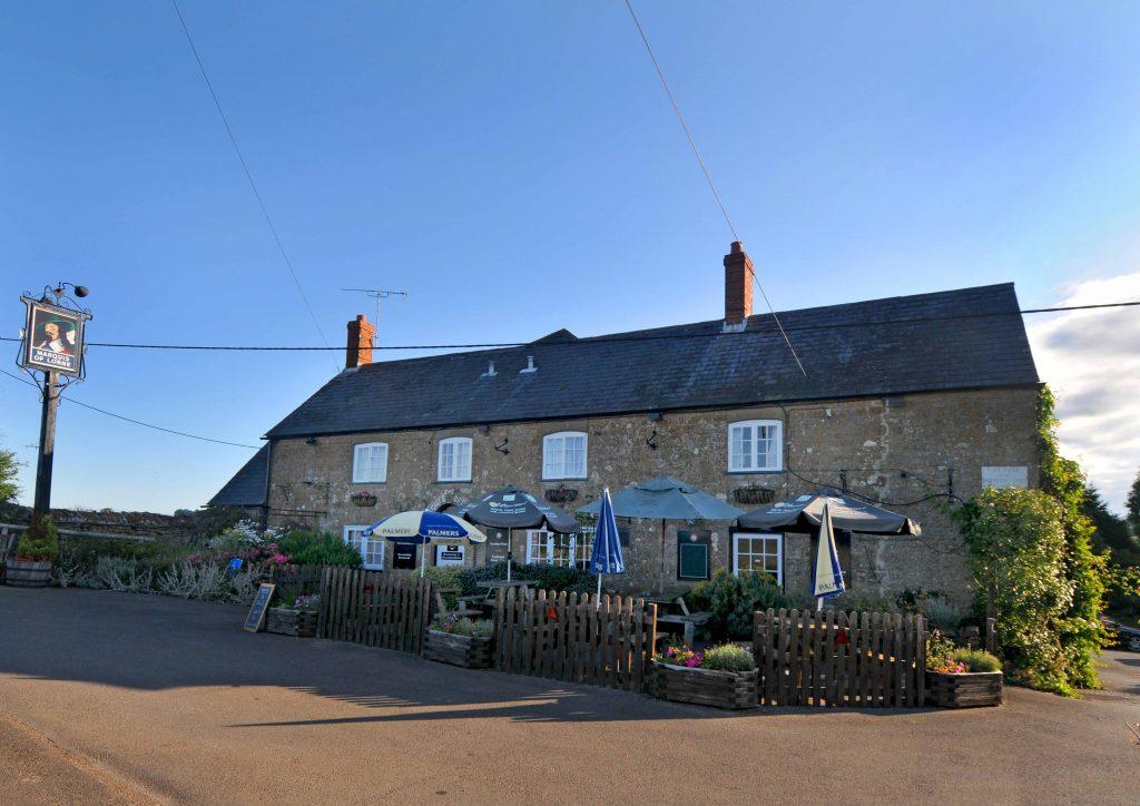 Marquis of Lorne pub, Nettlecombe, Dorset.