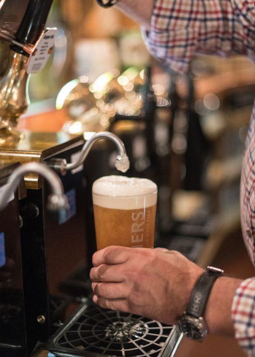 'Barley Mo' – Palmers Third Seasonal Ale Launch